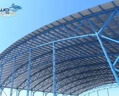 پوشش سقف سوله وکاربرد انواع آن