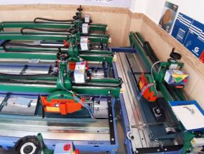 فروش دستگاه های صنعتی سنگبری در توان های مختلف
