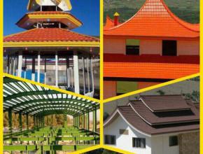 پيشرفتترين پوشش سقف