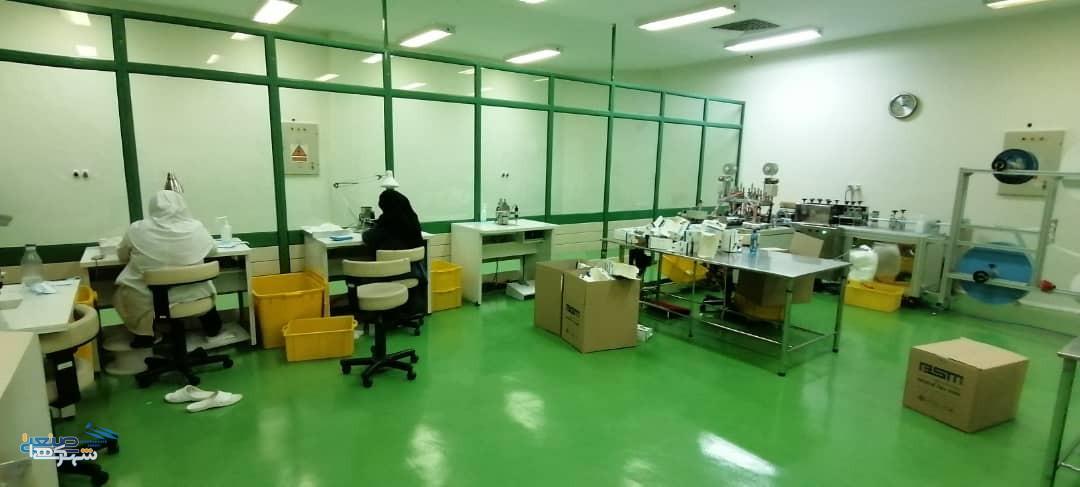 فروش کارخانه ۷۰۰۰ متری در شهرک صنعتی شمس آباد