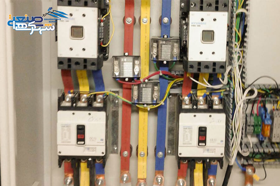 تابلو برق صنعتی و انواع آن